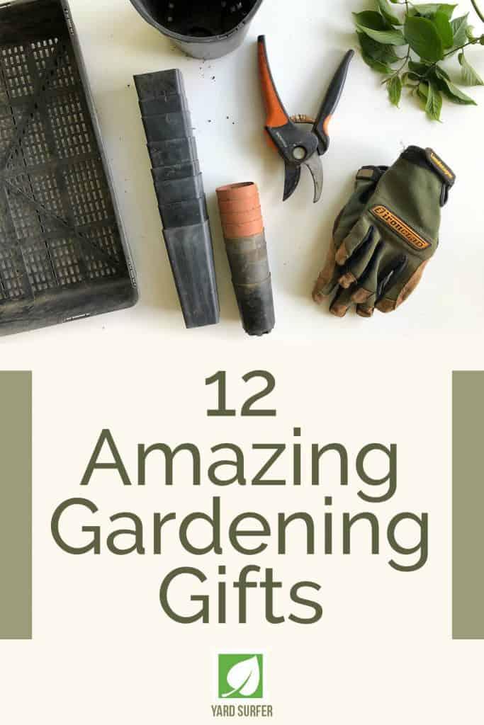 12 Amazing Gardening Gifts