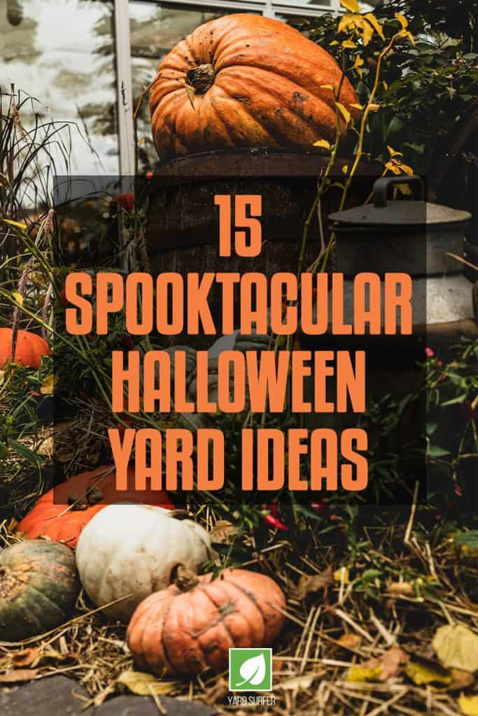 15 Spooktacular Halloween Yard Ideas