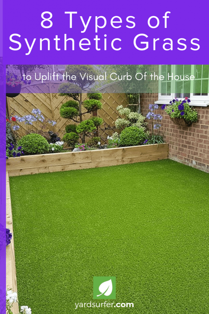 Types of Synthetic Grass