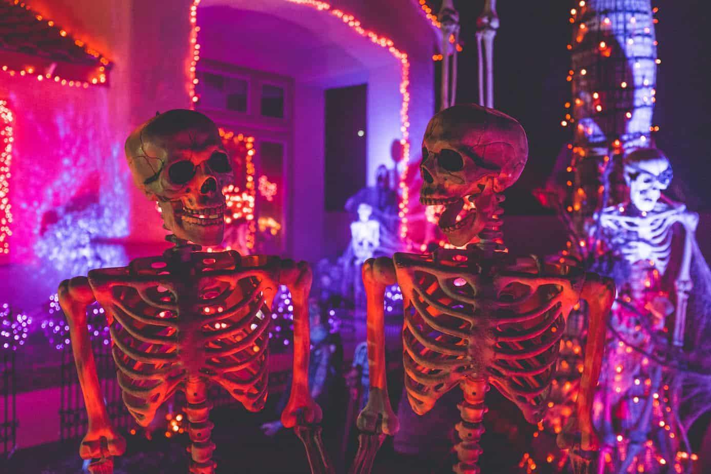 Halloween Lighting Ideas for 2019