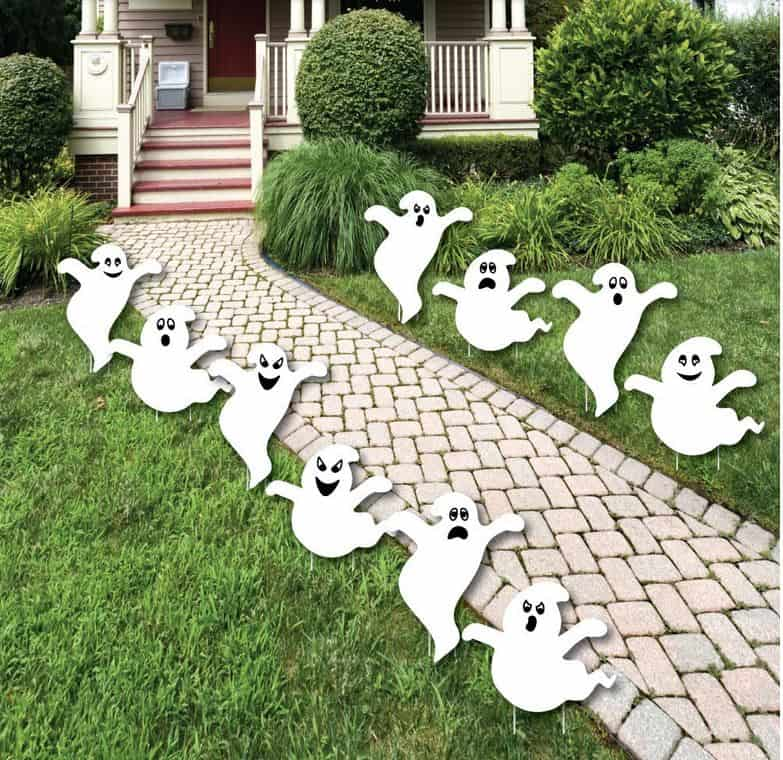 Halloween Yard Ideas