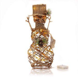 10 Christmas Decoration Ideas for Garden