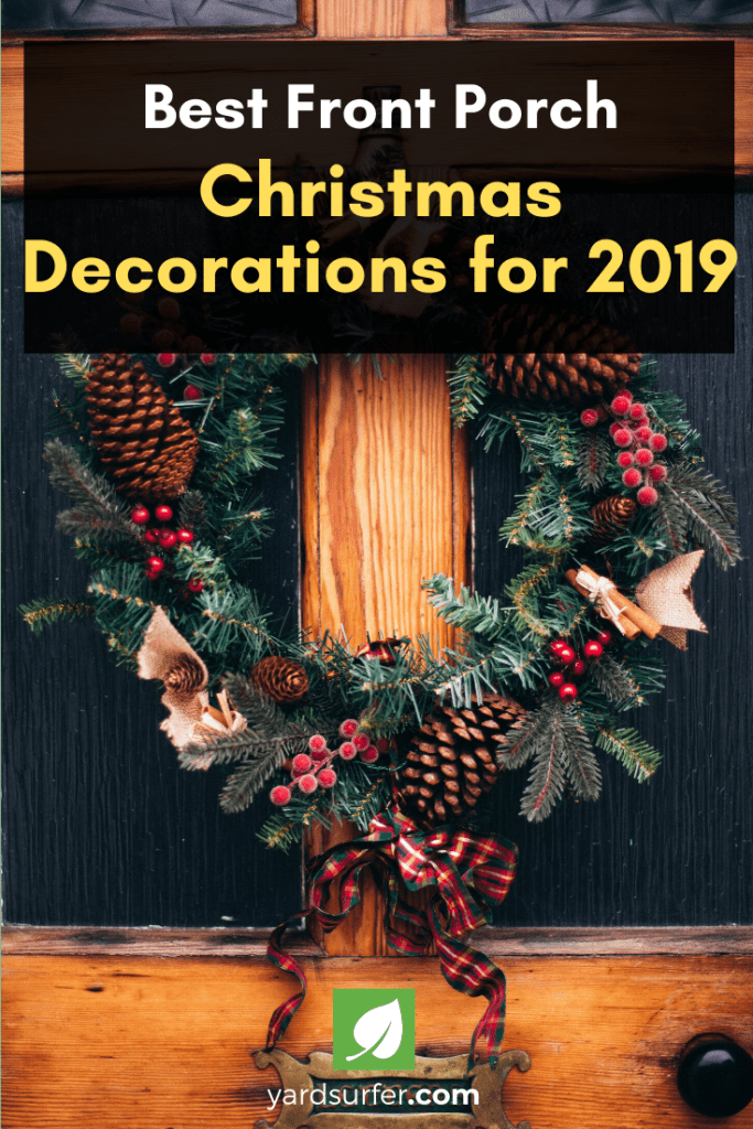 Best Front Porch Christmas Decorations for 2019