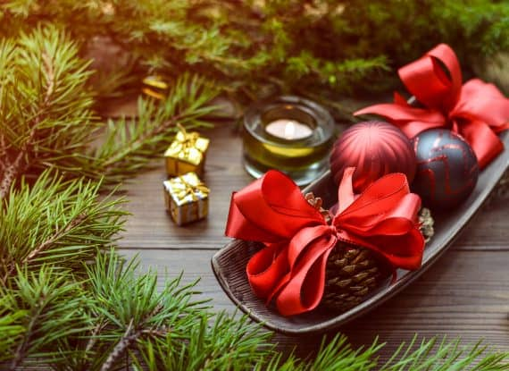 10 Christmas Decoration Ideas for Garden