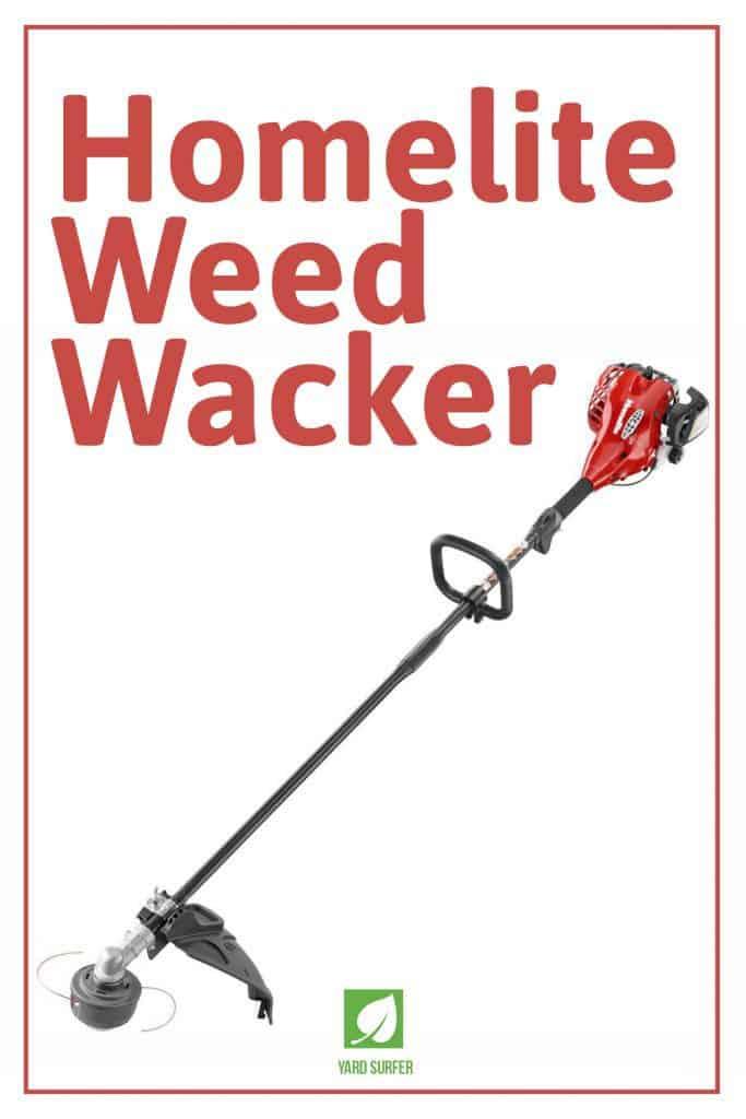 Homelite Weed Wacker