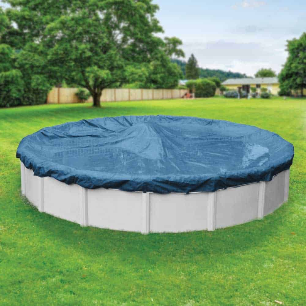 inground pool cover