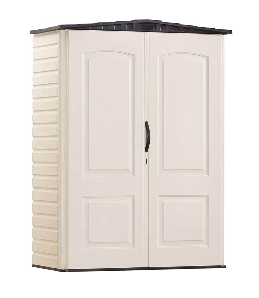 Rubbermaid 5X2 Storage Shed