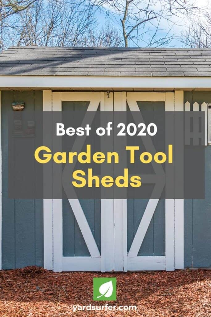 Best garden tool sheds of 2020
