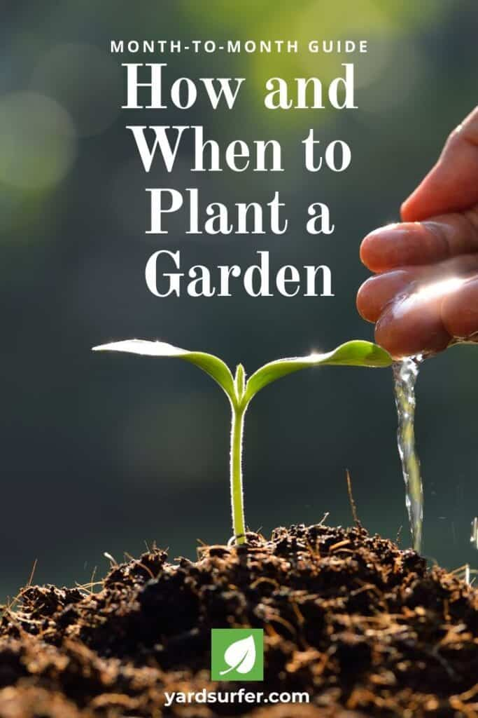 How and When to Plant a Garden