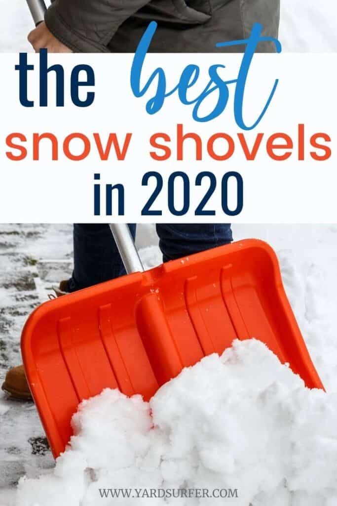 The 5 Best Snow Shovel for 2020