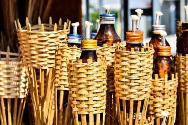 How to Make Citronella Oil for Tiki Torches DIY
