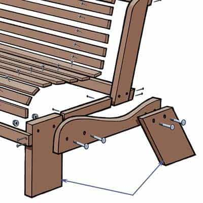 How to Build a Garden Bench in 5 Simple Steps