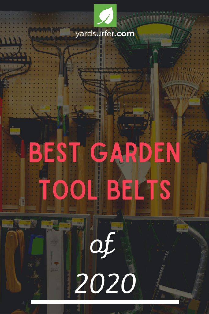 Best Garden Tool Belts of 2020