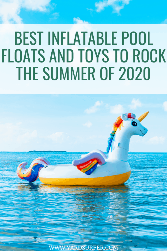 Best Inflatable Pool Floats and Toys to Rock The Summer of 2020