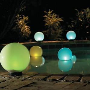 Types of Solar Patio Lights