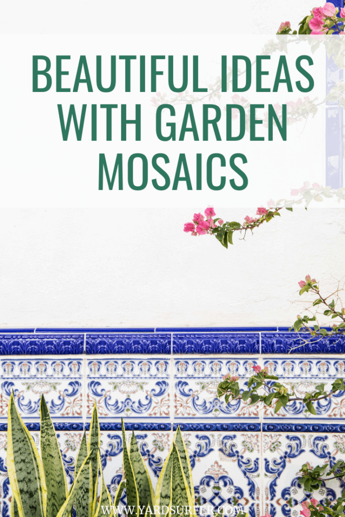 Beautiful Ideas With Garden Mosaics