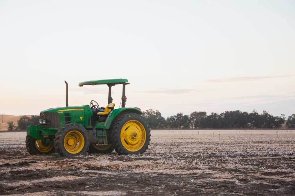 Where are John Deere Tractors Made