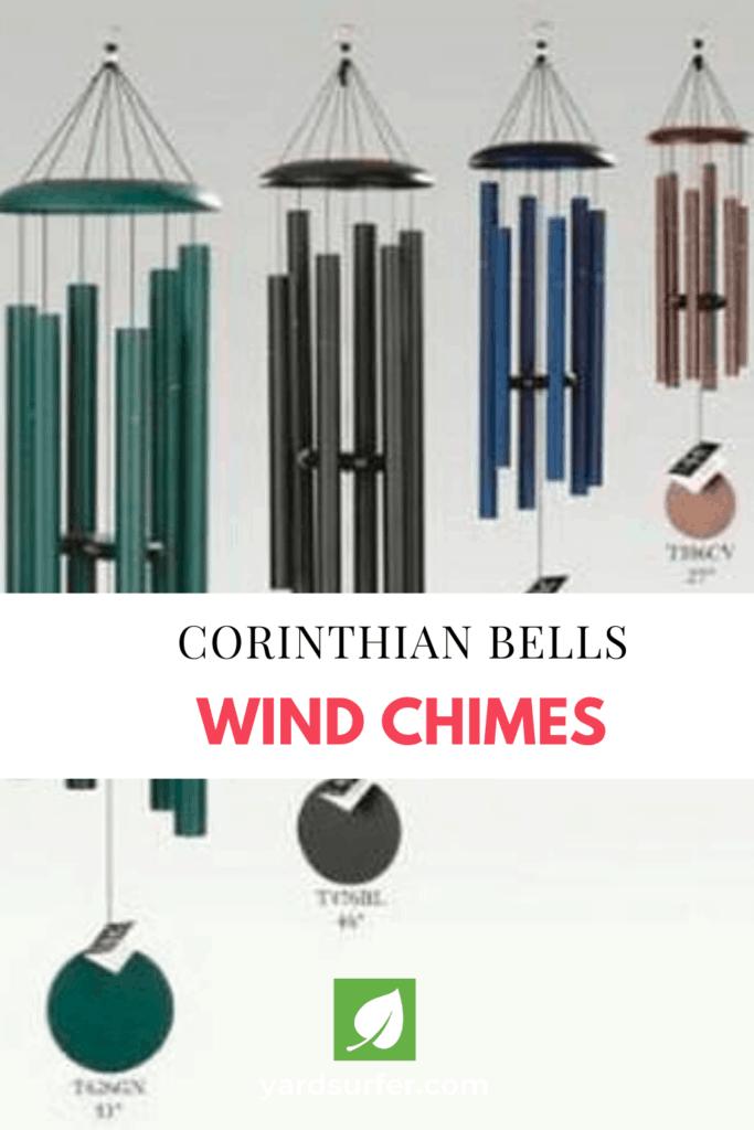Corinthian Bells Wind Chimes