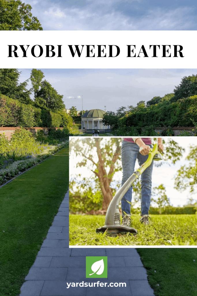 Ryobi Weed Eater