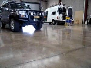 Epoxy Shield Garage Floor Sealer