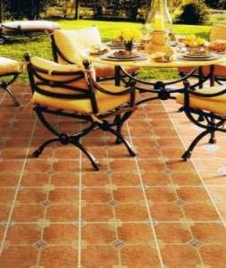 Outdoor Tiles Installation