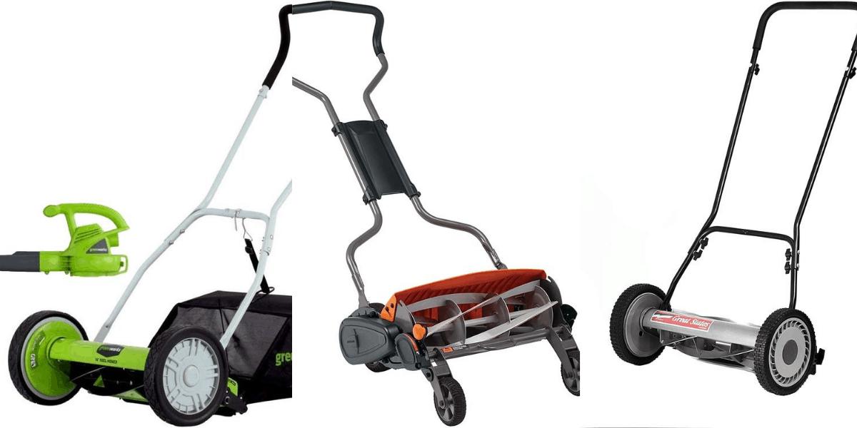 Best Reel Lawn Mower