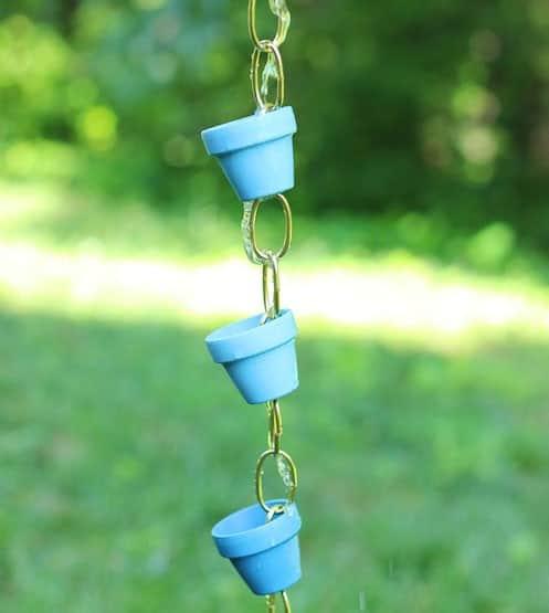 DIY Rain Chain Ideas