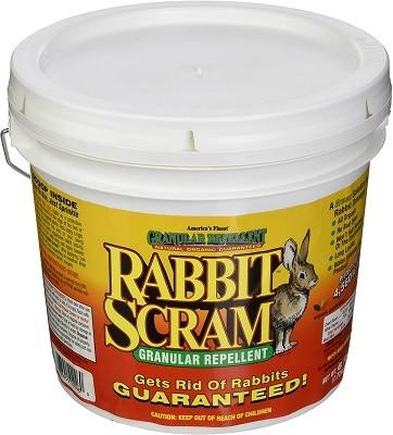 Enviro Pro 11006 Rabbit Scram Repellent Granular