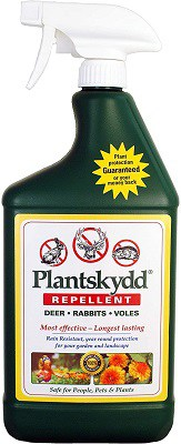 Plantskydd Ready-to-Use 32-Ounce Animal Repellent