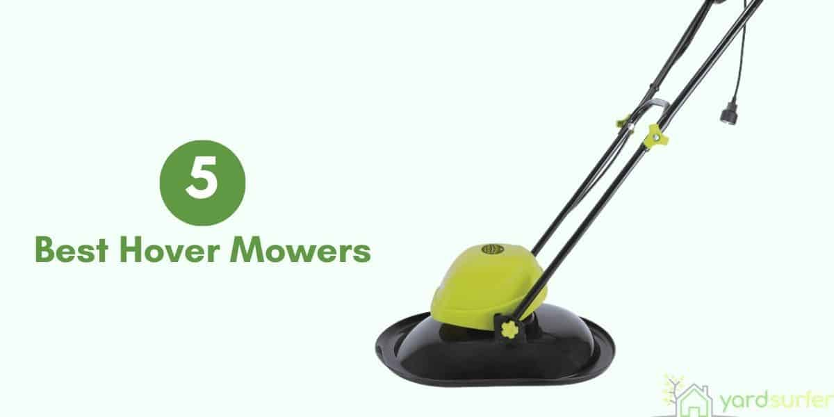 best hover mowers