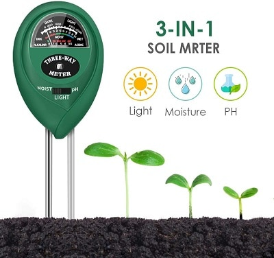Cipamnel Soil pH Test Kit