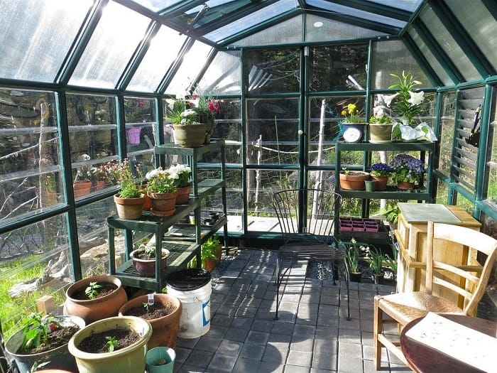 Greenhouse for Reading