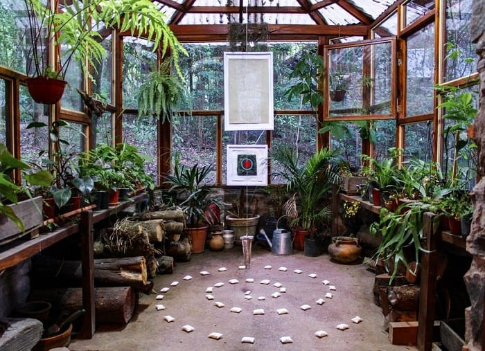 The Zen Greenhouse Style