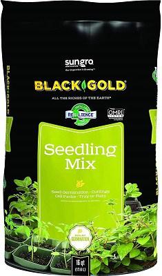 Black Gold 1311002 Seedling Mix