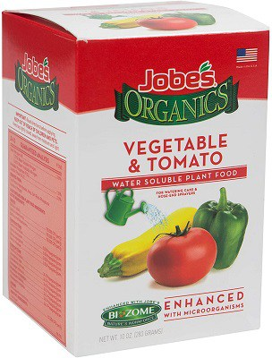 Jobe's Vegetable & Tomato Fertilizer