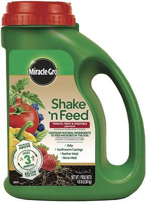 Miracle-Gro Shake 'N Feed Tomato