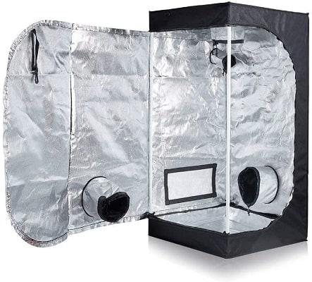 TopoLite Indoor Hydroponic Grow Tent