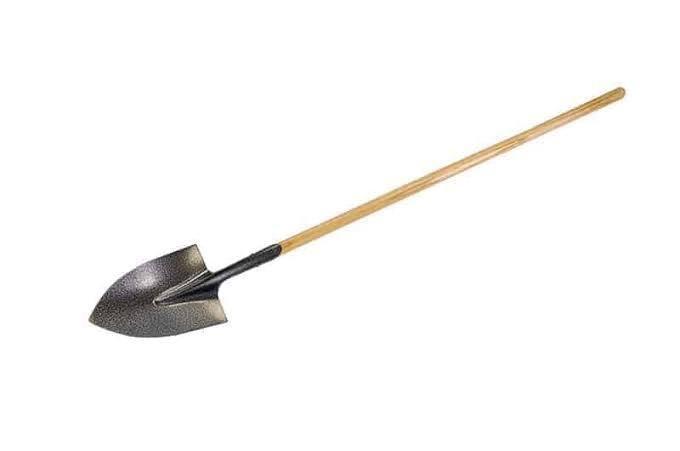 Pointed Digger Shovel
